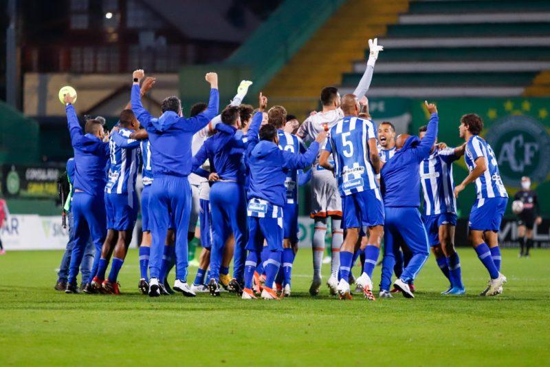 Avaí é o campeão do Campeonato Catarinense 2021 – Foto: Dinho Zanotto/AGIF – Agência de Fotografia/Estadão Conteúdo