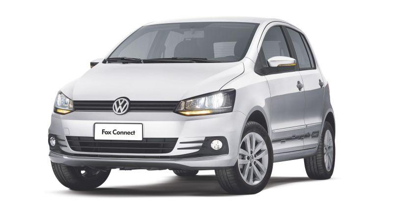 VW Fox 2021 chega com mais itens de segurança - Divulgação/ Volkswagen