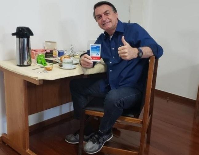 Governo terá de explicar sobre produção e distribuição de cloroquina ao TCU – Foto: Reprodução/Facebook