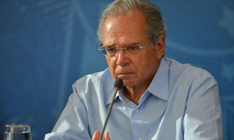 Medida estudada por Paulo Guedes pode atingir 17 milhões de contribuintes – Foto: Marcello Casal Jr/Agência Brasil/ND