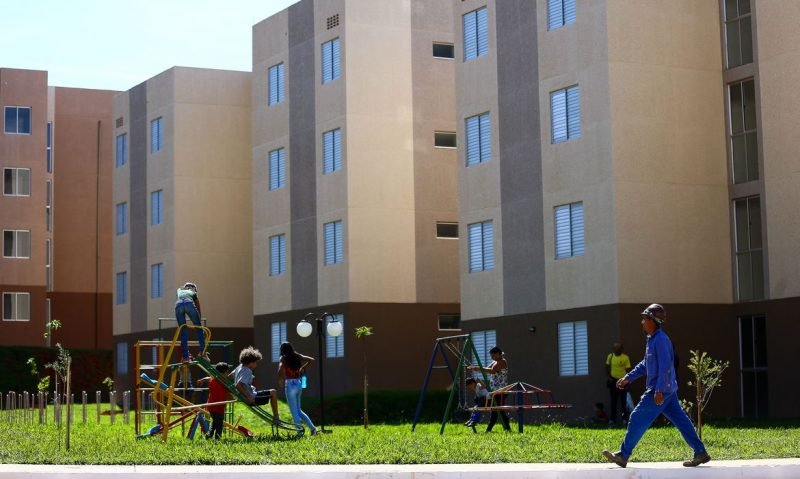 Governo federal lança programa habitacional para profissionais da segurança – Foto: Marcelo Camargo/Agência Brasil/ND
