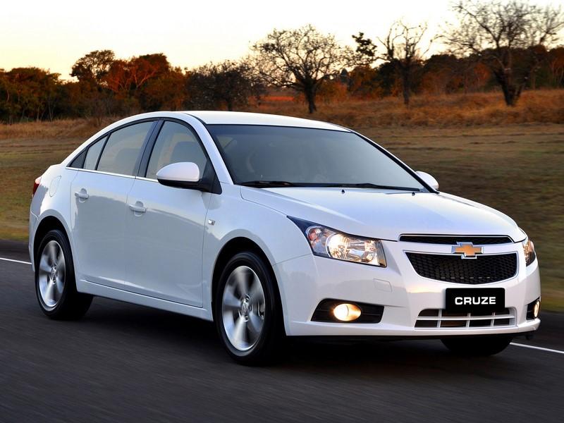 Chevrolet Cruze LTZ 2014 - R$ 49.988 - Foto: Divulgação/Chevrolet/Garagem 360/ND