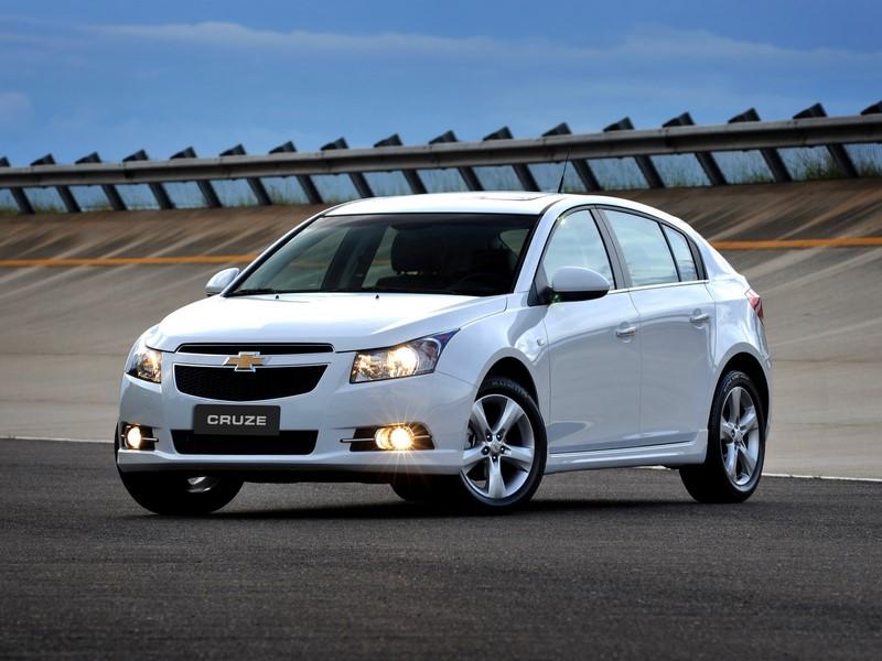 Chevrolet Cruze LTZ Sport6 2013 - R$ 47.500 - Foto: Divulgação/Chevrolet/Garagem 360/ND