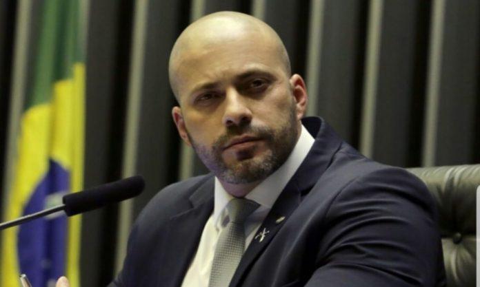 O deputado Daniel Silveira está preso por ameaçar ministros do STF – Foto: Divulgação/ND