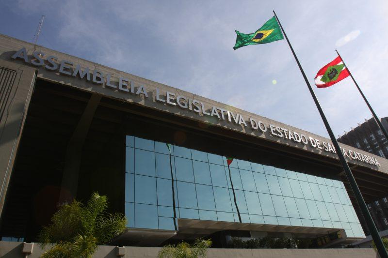 Reunião na Alesc determinou as datas do processo de impeachment contra o governador – Foto: Alesc/Divulgação/ND