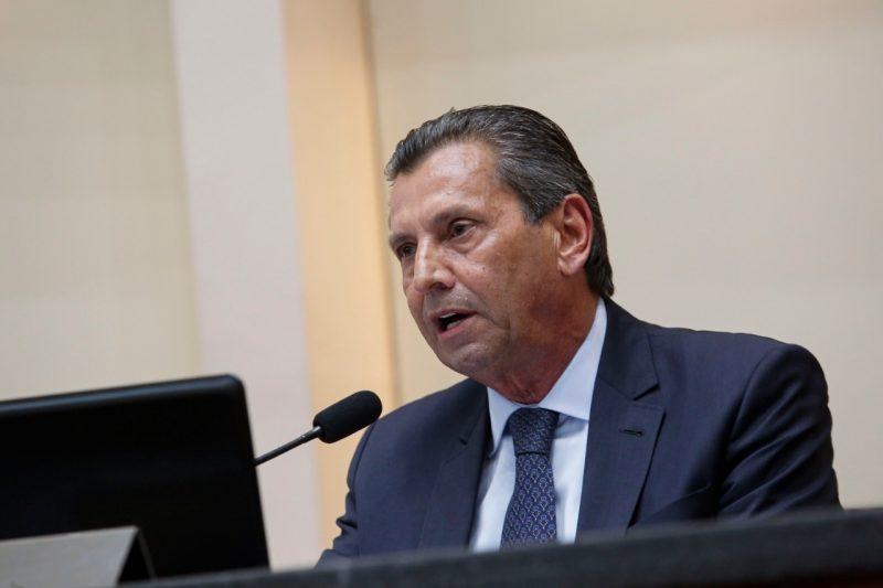 Deputado Julio Garcia aguarda expedição do alvará de soltura