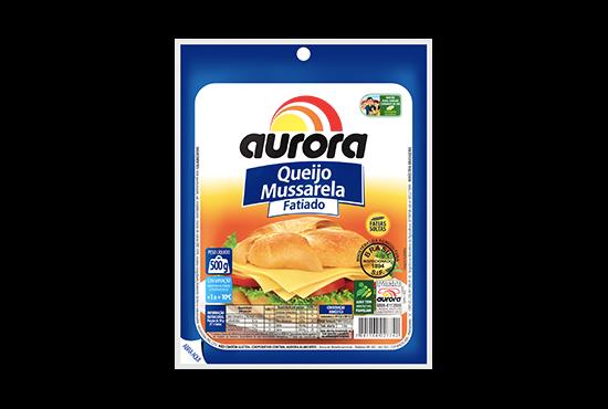 Queijo Mussarela Aurora – Foto: Divulgação/Aurora