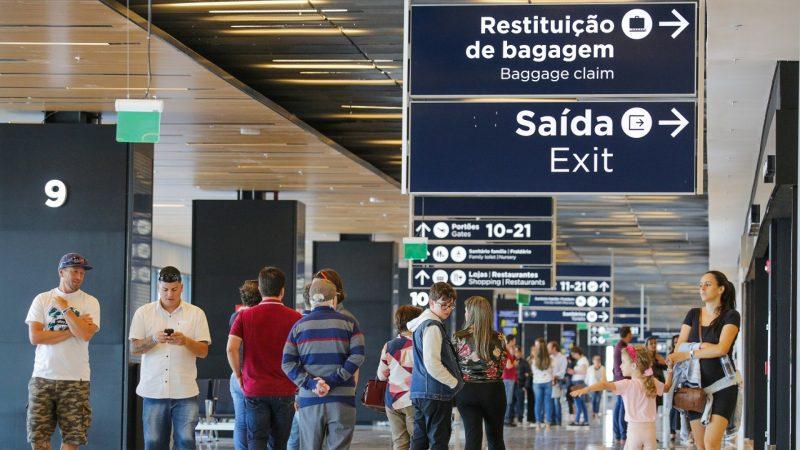 Foto: Floripa Airport/Arquivo/Divulgação/ND