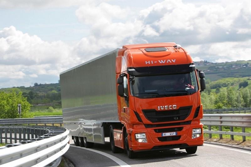 Iveco Hi Way - Foto: Divulgação/Iveco/Garagem 360/ND