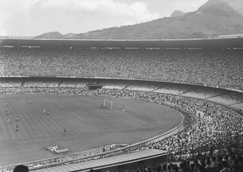 O Maracanã, no imaginário dos catarinense pelas ondas do rádio, depois uma realidade para muitos atletas oriundos do nosso futebol.