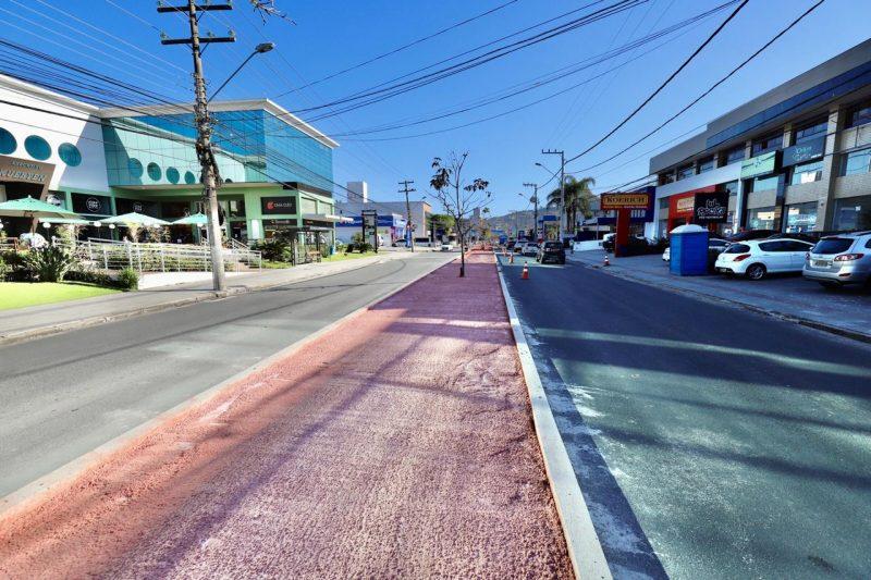 Prefeitura de Florianópolis pretende entregar obra até outubro – Foto: Divulgação/ND