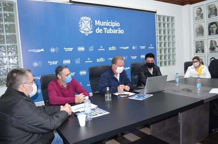Medidas são tomadas em conjunto pelos municípios da Amurel – Foto: Prefeitura de Tubarão/Divulgação