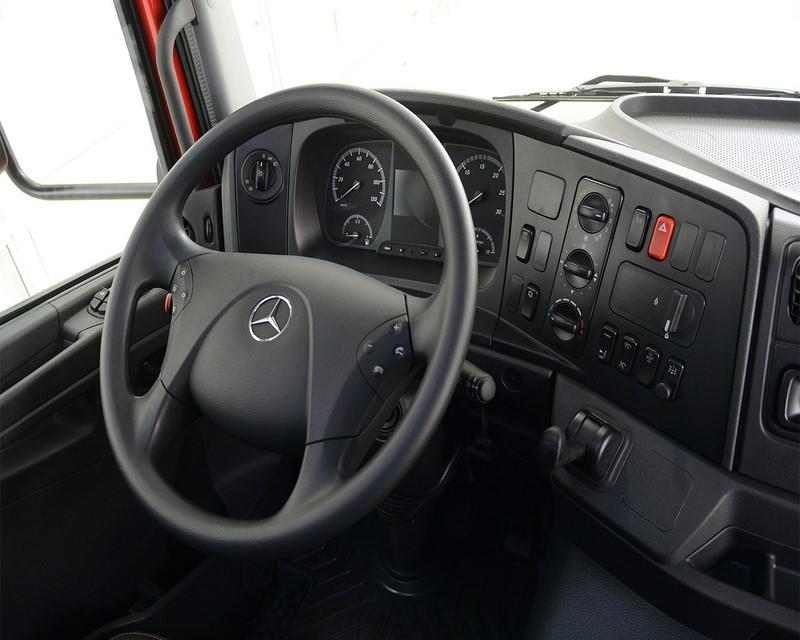 Mercedes-Benz Atego - Foto: Divulgação/Daimler/Garagem 360/ND