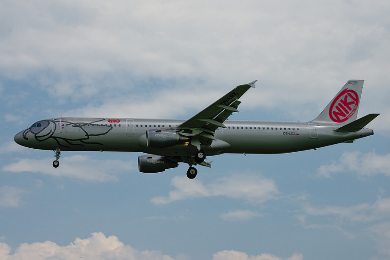 Niki Airbus A321-200 - Foto: sloppyperfectionist on Visual Hunt / CC BY-SA/Garagem 360/ND