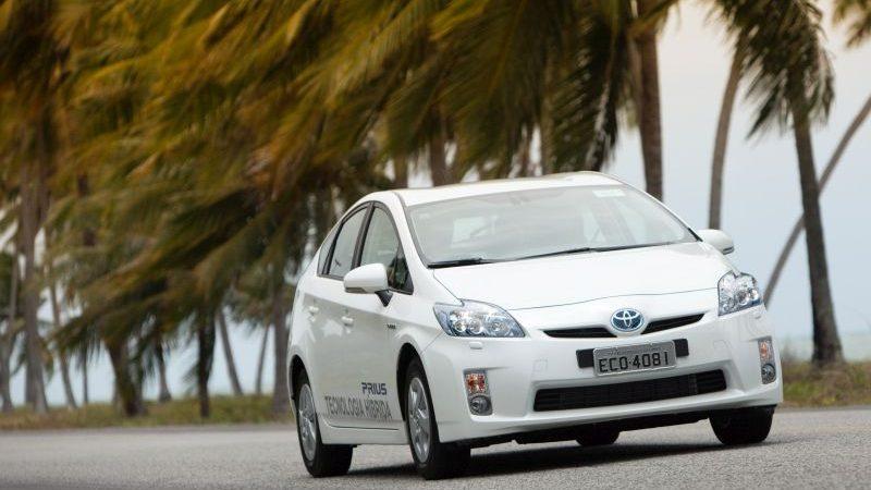 Recall: Toyota convoca 341 unidades do Prius por problema no sistema híbrido - Divulgação/Toyota