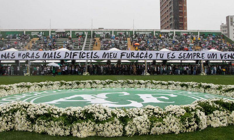 Tragédia da Chapecoense completa neste dia 29 de novembro, 4 anos – Foto: Beto Barata/ND