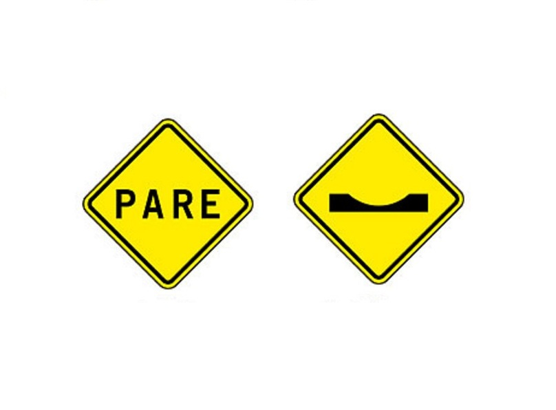 Parada obrigatória à frente e Depressão - Foto: Reprodução/Garagem 360/ND