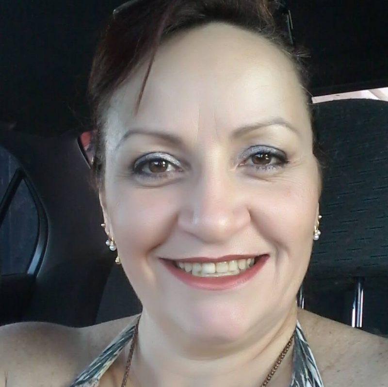 Jurema era técnica de enfermagem e foi uma das vítimas fatais no acidente – Foto: Facebook/Arquivo Pessoal