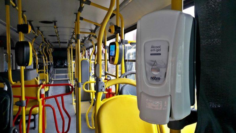 Blumenau anuncia reajuste da tarifa de ônibus – Foto: Divulgação/PMB/ND
