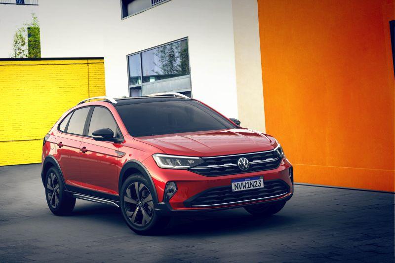 Nivus é o SUV compacto mais barato para ser reparado do Brasil - Divulgação/ Volkswagen