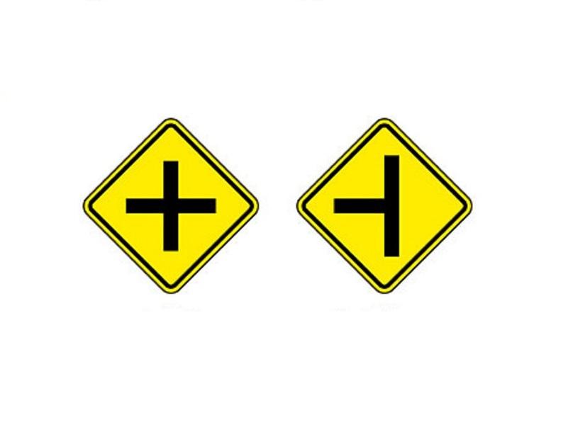 Cruzamento de Vias e Via lateral à esquerda - Foto: Reprodução/Garagem 360/ND