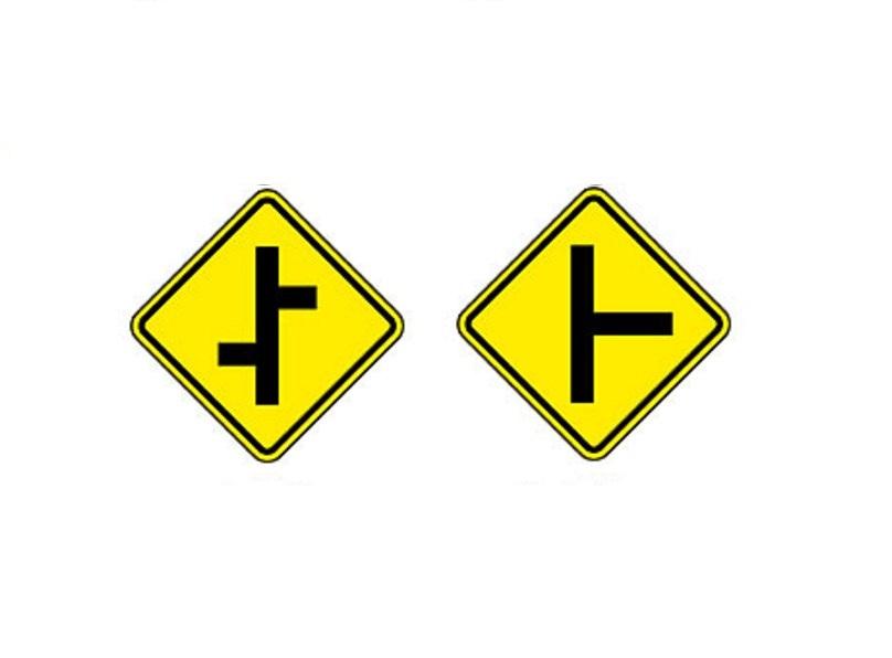 Junções sucessivas contrárias primeira à esquerda e Via lateral à direita - Foto: Reprodução/Garagem 360/ND