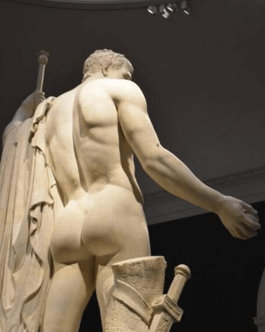 """O Museu de Brera, da Itália, entra na disputa com """"Napoleão"""". Afinal, é uma luta! - Reprodução Twitter"""