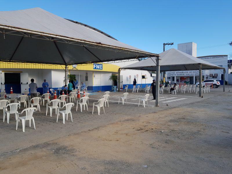 Central de Triagem – Foto/Divulgação: Prefeitura de Navegantes