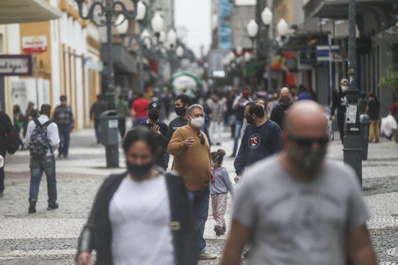 Maio foi o terceiro mês com mais mortes desde o início da pandemia em Santa Catarina – Foto: Anderson Coelho/ND