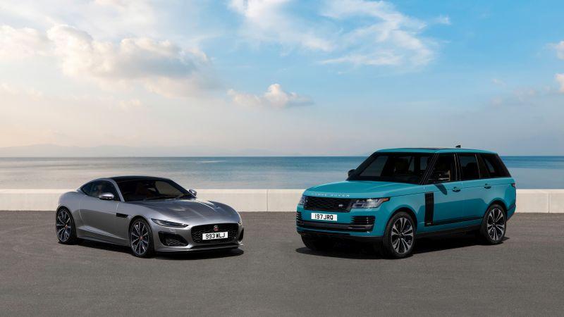 """Jaguar Land Rover trabalha em software para reduzir """"enjoo de movimento"""" - Divulgação/ Jaguar Land Rover"""