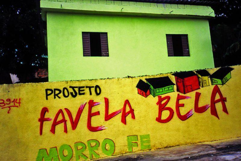 O projeto Favela Bela funciona há 20 anos no Morro do Papagaio, em Belo Horizonte – Foto: Divulgação/ND
