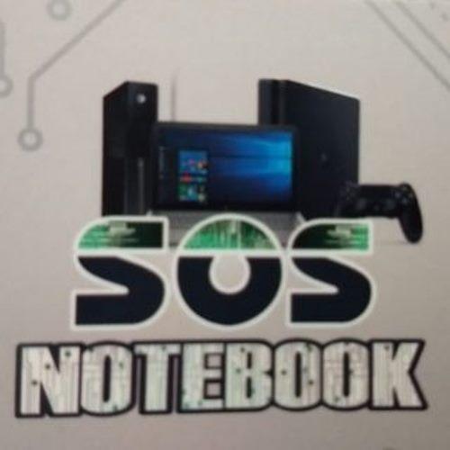 20% de desconto na SOS Notebooks