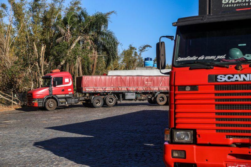 Caminhoneiros podem fazer paralisação a partir de domingo (25) – Foto: Anderson Coelho/ND