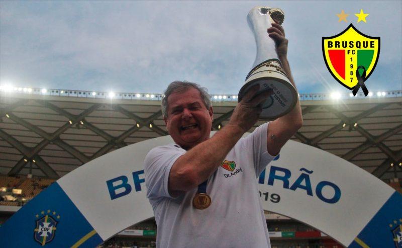 André Karnikowski, médico do Brusque FC, morre aos 54 anos de Covid-19 – Foto: Divulgação/Brusque FC