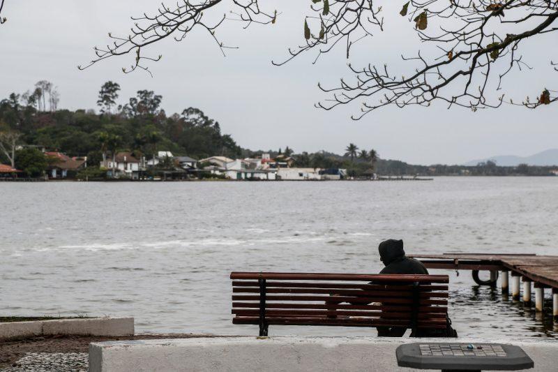 Segunda-feira (5) deve ser de tempo nublado em Santa Catarina – Foto: Anderson Coelho/ND