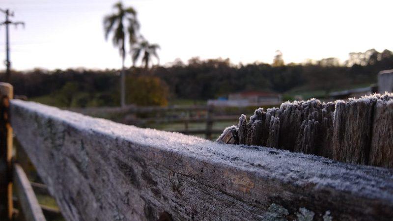 Temperaturas voltam a despencar no mês de maio, em Santa Catarina – Foto: Arquivo/ND
