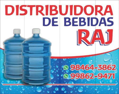 10% de desconto na Distribuidora de Bebidas Raj