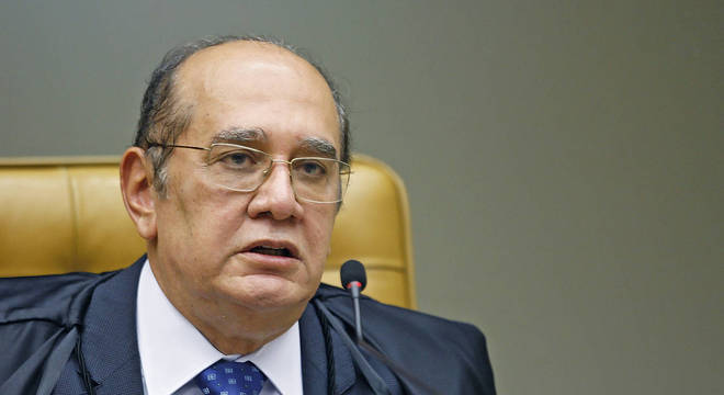 Gilmar Mendes, ministro do STF – Foto: Fellipe Sampaio/SCO/STF