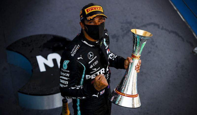 Opinião: Hamilton domina e vence o GP da Espanha com tranquilidade; Felipe Drugovich ganha mais uma na F2 - Divulgação/Mercedes-AMG F1