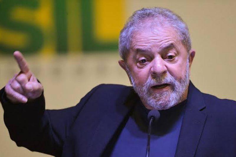 Ex-presidente Luis Inácio Lula da Silva – Foto: Divulgacão/Paulo Alceu/ND