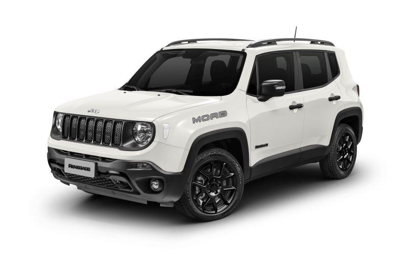 Jeep lança linha 2021 para Renegade e Compass com novidades discretas e sem motor turbo flex - Divulgação/Jeep