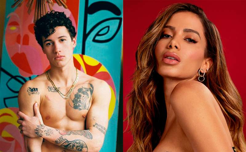 A cantora Anitta estaria se relacionando com Lucas Morin, mais conhecido como Lucas Omulek, candidato a conquistar o coração da beldade – Foto: Reprodução/Instagram