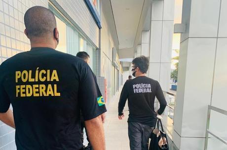 PF cumpre mandados de busca e apreensão em três estados brasileiros nesta quarta (23) – Foto: Polícia Federal/Divulgação