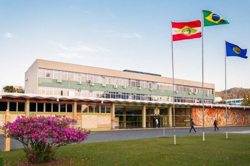 Servidores retornam à UFSC, mas alunos ainda não terão aulas presenciais – Foto: Divulgacão/JusCatarina/ND