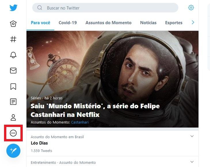 Crédito: Reprodução/Twitter - Foto: Divulgação/33Giga/ND