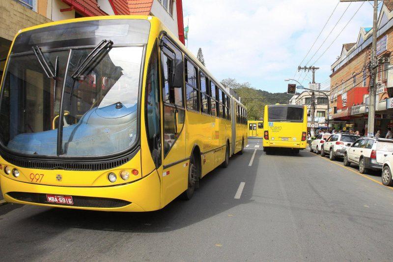 Ônibus retornam às atividades em Joinville – Foto: Divulgação