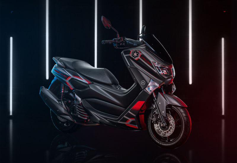 Yamaha apresenta moto inspirada no universo Star Wars - Divulgação/ Yamaha