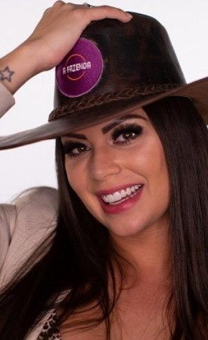 Victória Villarim, 29 anos, modelo e bailarina. – Foto: Reprodução/ND