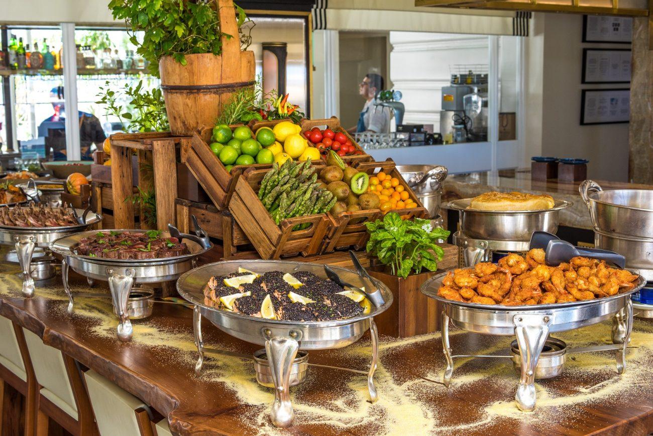 Restaurante Pérgula, no Belmond Copacabana Palace - Tomas Rangel - Tomas Rangel/Rota de Férias/ND