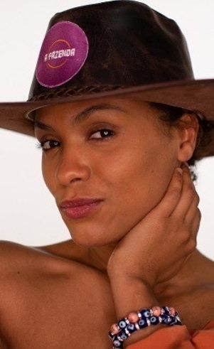 Lidi Lisboa é paranaense, atriz de 33 anos e atualmente reside em São Paulo. – Foto: Reprodução/ND